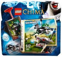LEGO Legends of Chima 70107 ���������� �����
