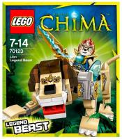 LEGO Legends of Chima 70123 ���