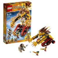 Фото LEGO Legends of Chima 70144 Огненный Лев Лавала