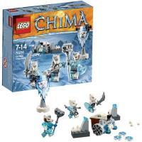 LEGO Legends of Chima 70230 Лагерь Ледяных Медведей