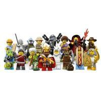 LEGO Minifigures 71008 Минифигурки 13-й выпуск