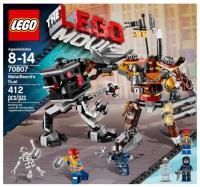 LEGO Movie 70807 MetalBeard �����