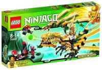 LEGO Ninjago 70503 Золотой Дракон