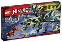 LEGO Ninjago 70736 Атака дракона Морро конструктор