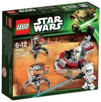 LEGO Star Wars 75000 Штурмовики-клоны против Дроидеков