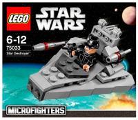 LEGO Star Wars 75033 Звездный разрушитель