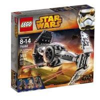LEGO Star Wars 75082 Улучшенный Прототип TIE Истребителя