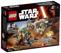 LEGO Star Wars 75133 Боевой набор Повстанцев