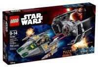 LEGO Star Wars 75150 Истребитель TIE Дарта Вейдера и истребитель A-Wing