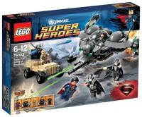 LEGO Super Heroes 76003 ��������: ����� � ���������