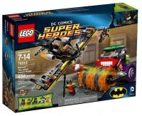 Фото LEGO Super Heroes 76013 Бэтмен: паровой каток Джокера