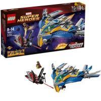 LEGO Super Heroes 76021 Стражи Галактики: Спасение на космическом корабле