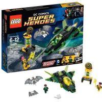 LEGO Super Heroes 76025 Зелёный Фонарь против Синестро