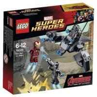 LEGO Super Heroes 76029 Железный человек против Альтрона