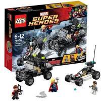 LEGO Super Heroes 76030 Гидра против Мстителей
