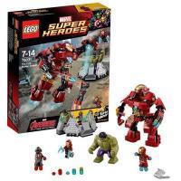 LEGO Super Heroes 76031 Разгром Халкбастера