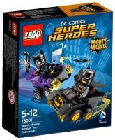 LEGO Super Heroes 76061 Бэтмен против Женщины-кошки