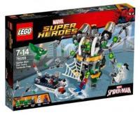 LEGO Super Heroes 76059 Цепкие щупальца Доктора Осьминога