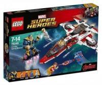 LEGO Super Heroes Marvel ���������� ������ ���������: ����������� ������ (76049)