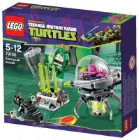 LEGO Teenage Mutant Ninja Turtles 79100 Побег из лаборатории Крэнга