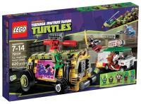LEGO Teenage Mutant Ninja Turtles 79104 ������ �� ��������� �����