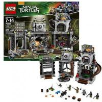 LEGO Teenage Mutant Ninja Turtles 79117 ��������� � ������ ���������