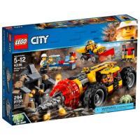 Фото LEGO Тяжелый горный бур 294 детали (60186)