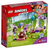 Фото LEGO Вечеринка домашних любимцев Эммы 67 деталей (10748)