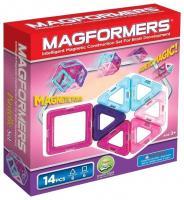 Magformers Pastelle set 63096 14 элементов