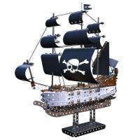 Meccano 91781 Пиратский корабль