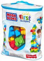 MEGA BLOKS Классический в мешке 60 деталей (DCH55)