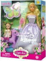 Defa Кукла в наборе с аксессуарами (8077)
