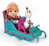 Disney Принцессы Дисней Игровой набор Холодное Сердце Приключение Анны (310750)