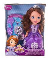 Disney Принцессы Дисней Кукла София с украшениями для куклы (931210)