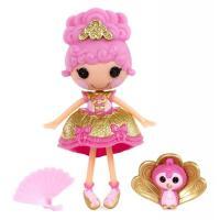 Lalaloopsy Mini Принцесса Кристал с аксессуарами (533993)