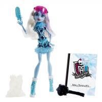 Mattel Monster High Творческие монстры (Уроки рисования) Эбби Боминейбл (BDF13)