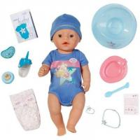 Zapf Creation Baby Born Очаровательный малыш 43 см с чипом (820445)