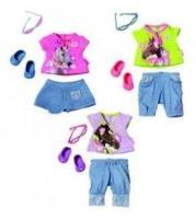 Zapf Creation Набор одежды для куклы BABY BORN, в ассорт. (819357)