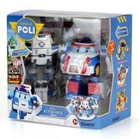 Silverlit Robocar Poli ���� ��������� 10 �� (83311)