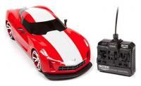 Jada Toys 2009 Corvette StingRay Concept, 1/16 (84210-1)