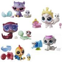 Hasbro Littlest Pet Shop Два пета в ассортименте (B9358)