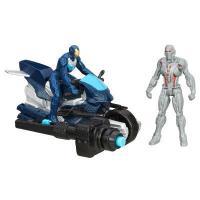 Hasbro Набор Делюкс: 2 мини-фигурок Мстителей 6 см. (B0448)
