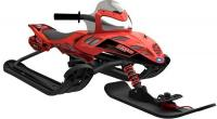 Snow Moto Polaris Dragon Red