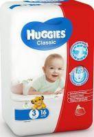 Huggies Classic 3 (16 шт.)