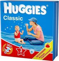Huggies Classic 3 (78 шт.)