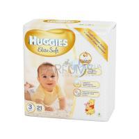Huggies Elite Soft 3 (21 шт.)