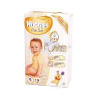 Huggies Elite Soft 4 (19 шт.)