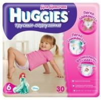 Huggies Little Walkers ��� ������� 6 (30 ��.)