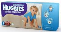 Huggies Little Walkers ��� ��������� 4 (52 ��.)