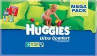 Huggies Ultra Comfort 4+ (60 шт.)